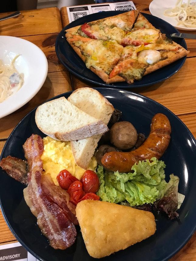 Breakfast Platter ($16)