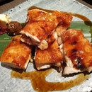 Grilled Chicken In Teriyaki Sauce, $10.90