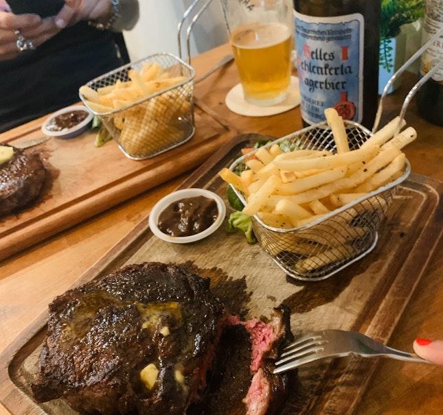 Awesome Steak!