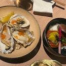 Mini Unagi Don/ Raw Oysters 🦪