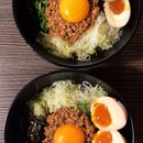 Nagoya Mazesoba