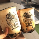 Brown Sugar boba