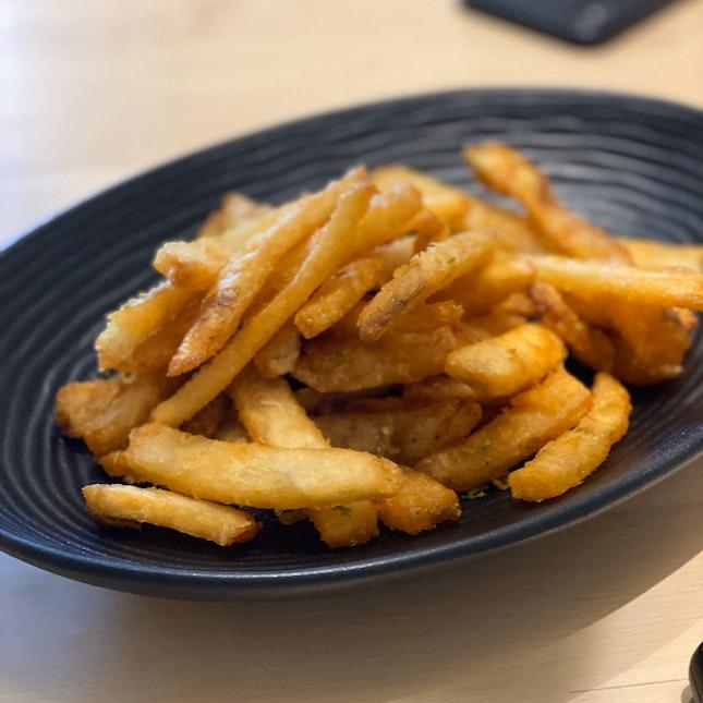 Lemon Zest Fries