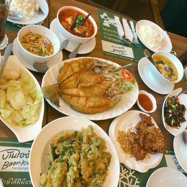 Bangkok food diary