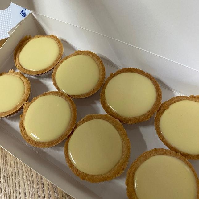Fav beancurd tarts