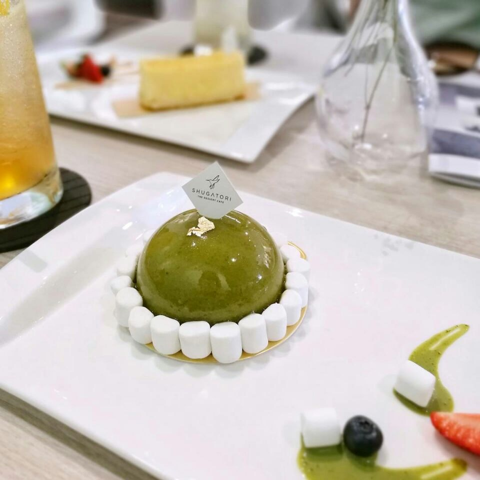 For Desserts And Great Service
