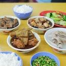 Ah Heng Food Corner Jalan Tiong Nam