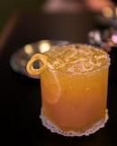 Lemonade Sake Cocktail