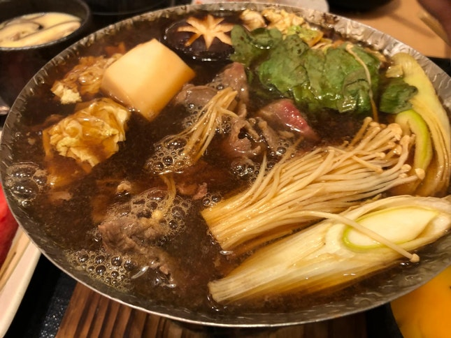 Japanese Sinful Foods