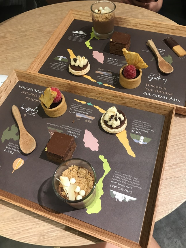 Pastries Platter