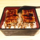 Jo Unadon, Large (RM41.80) - Ordered the large Don hoping they would serve the entire slab of unagi, especially when this is the priciest item on the menu.