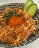 Aburi Mentaiko Salmon Bowl ($15.90)