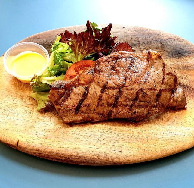 Australian Rusdale Ruby Flap Steak (200g) - $22