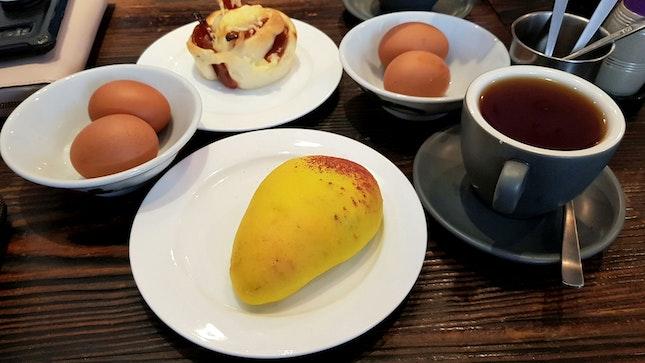 All Day Breakfast Set ($5)