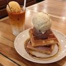 Wahhh-fles Ice-Cream Pairing