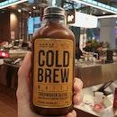 White Cold Brew ($8)
