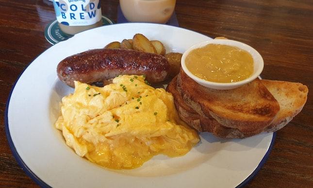 Pimp My Breakfast ($19)