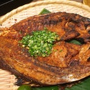 Grilled Seabass with Lemongrass ($22.90)