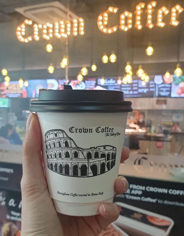 Hot Latte ($4.50)