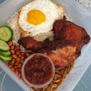 Nasi Lemak (Michelin Bib Gourmand version)