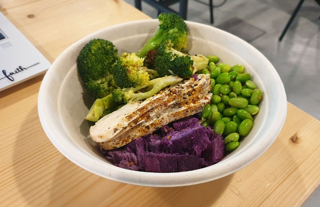 Healthy Power Bowls