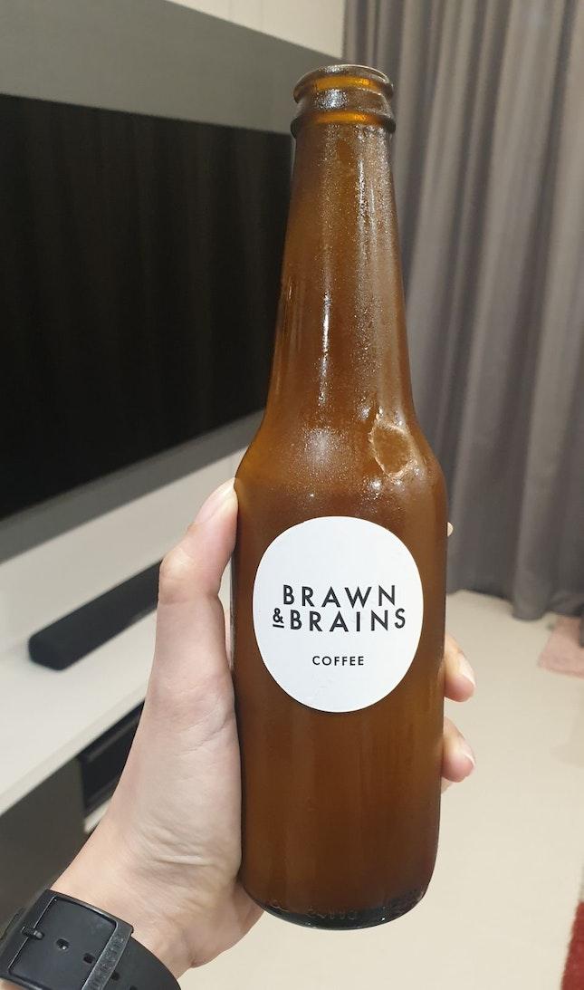 White Cold Brew ($8.20)