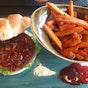 HANS IM GLÜCK German Burgergrill ((VivoCity)