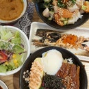 Hearty Japanese Bowls