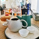 White Blossom Tea ($3)