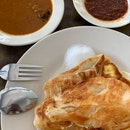 Mr and Mrs Mohgan's Super Crispy Roti Prata