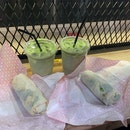 Wrap + Drink ($7.90)