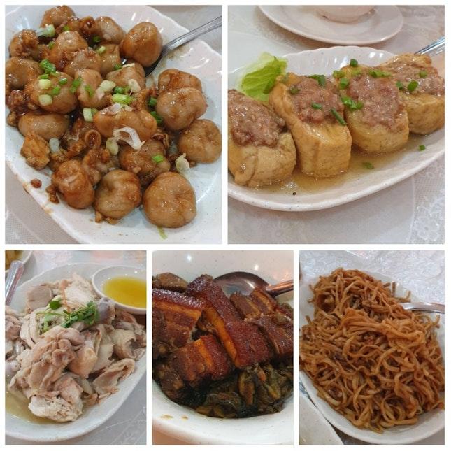 GREAT Hakka Food