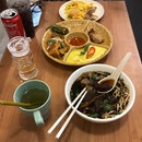 Dinner at Jai Siam