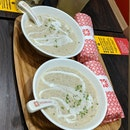 Soup With Popiah