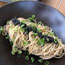 Caviar Truffle Pasta