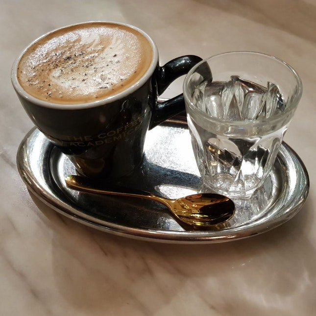 Pepper Agave Coffee