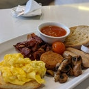 Such An Average Breakfast Set