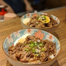 Decent Beef Donburi