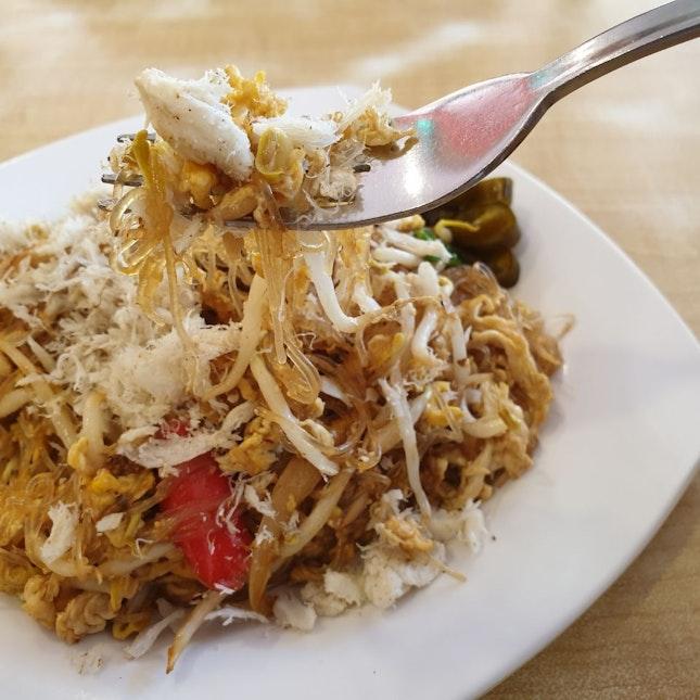 Crab Meat Vermicilli (Crab Meat Tang Hoon)