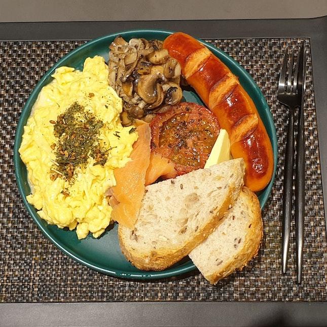 Ohayo Breakfast Set