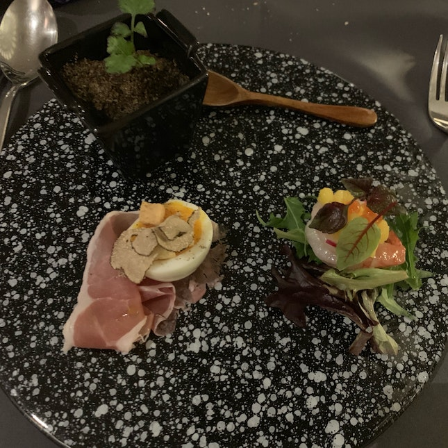 Amazing Appetisers