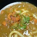 Umi Sushi Curry Udon $4.50