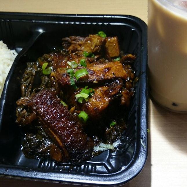 Tastes Of Taiwan 1 Raffles Place basement