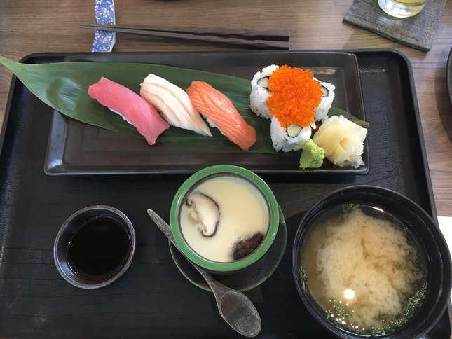Decent Japanese Meals