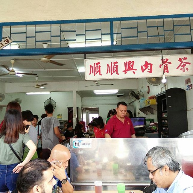 One of the famous jb bak koot teh is just located opp ksl mall.