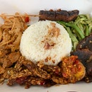 Nasi Campur Bali, $9.90//-