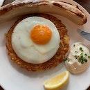 Original Rosti + Veal Bratwurst