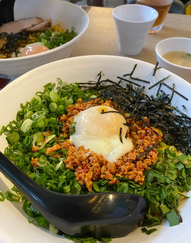 Favorite place for Mazesoba