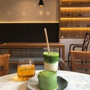 Best Place For Matcha Drinks & Cakes