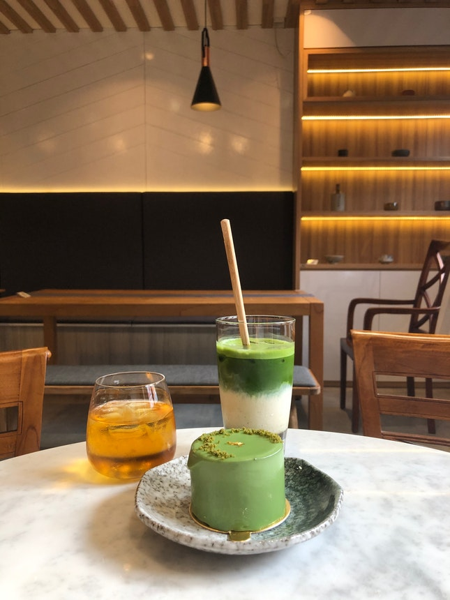 For Matcha Lovers 🍵